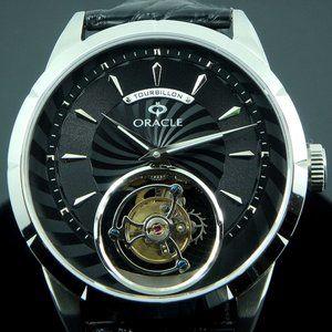 Oracle Tourbillon Luxury Men's Watch - Tempest